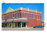 Quartzsite Building Built In 1884 In Pipestone-minnesota Carry-all Pouch