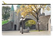 Bridge - Quebec Canada Carry-all Pouch
