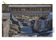 Quechee Covered Bridge Carry-all Pouch