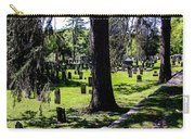 Quechee Vermont Cemetary Carry-all Pouch