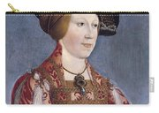 Queen Anne Of Hungary And Bohemia Carry-all Pouch