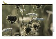 Queen Annes Lace - 1 Carry-all Pouch