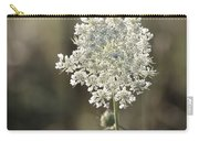 Queen Annes Lace - 3 Carry-all Pouch
