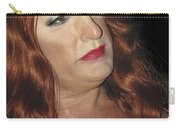 Portrait Of A Fire Island Queen Carry-all Pouch