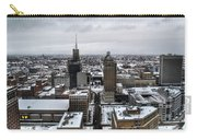 Queen City Winter Wonderland After The Storm Series 001 Carry-all Pouch