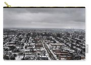 Queen City Winter Wonderland After The Storm Series 0010 Carry-all Pouch