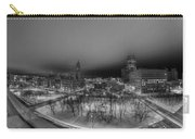 Queen City Winter Wonderland After The Storm Series 0018a Carry-all Pouch