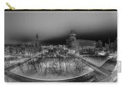 Queen City Winter Wonderland After The Storm Series 0019 Carry-all Pouch