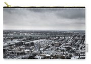 Queen City Winter Wonderland After The Storm Series 002 Carry-all Pouch