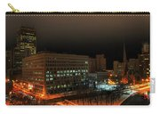 Queen City Winter Wonderland After The Storm Series 0020 Carry-all Pouch