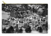 Queen City Winter Wonderland After The Storm Series 0028a Carry-all Pouch