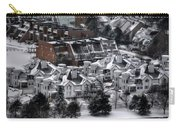 Queen City Winter Wonderland After The Storm Series 0028b Carry-all Pouch