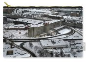 Queen City Winter Wonderland After The Storm Series 008 Carry-all Pouch