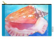 Queen Conch Shell Carry-all Pouch