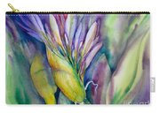 Queen Emma's Lily Blossom Carry-all Pouch