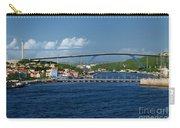 Queen Juliana Bridge  Queen Emma Bridge Curacao Carry-all Pouch