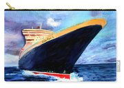 Queen Mary 2 Carry-all Pouch