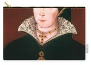 Queen Mary I Of England Carry-all Pouch