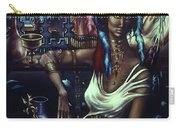 Queen Of Atlantis Carry-all Pouch