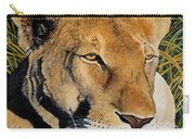 Queen Of The African Savannah Carry-all Pouch