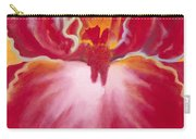 Queen Red Iris Carry-all Pouch