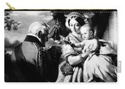 Queen Victoria & Son Carry-all Pouch