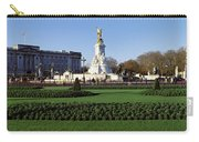 Queen Victoria Memorial At Buckingham Carry-all Pouch