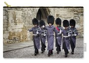 Queens Guard Carry-all Pouch
