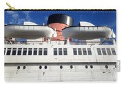 Queen's Life Boats Carry-all Pouch