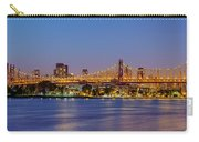 Queensboro Bridge 59th Street Nyc Carry-all Pouch