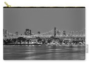 Queensboro Bridge 59th Street Nyc Bw Carry-all Pouch