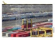 Queensgate Yard Cincinnati Ohio Carry-all Pouch