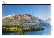 Queenstown Golf Club And Lake Wakatipu Carry-all Pouch