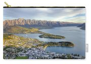 Queenstown Sunset Carry-all Pouch