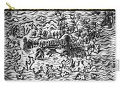 Queiros Voyages, 1613 Carry-all Pouch
