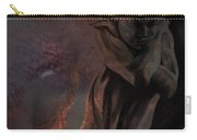 Quiescent II. Textured Carry-all Pouch