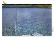 Quiet Jetty Carry-all Pouch by Evelina Kremsdorf