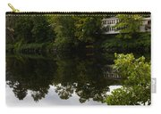 Quiet Lake In The Berkshires Carry-all Pouch