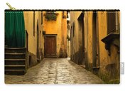Quiet Lane In Tuscany 1 Carry-all Pouch