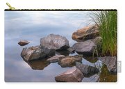 Quiet Morning. Ladoga Lake Carry-all Pouch