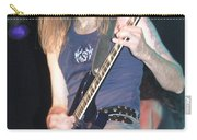 Quiet Riot - Carlos Cavazo Carry-all Pouch