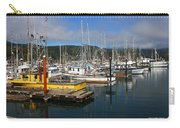 Quiet Time At The Harbor Carry-all Pouch
