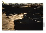 Quiet Waters At Sunset Carry-all Pouch