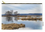 Quiet Wetlands Carry-all Pouch