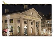 Quincy Market Boston Carry-all Pouch