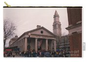 Quincy Market - Boston Massachusetts Carry-all Pouch