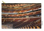 Quite Time Chicago United Center Before The Gates Open 02 Carry-all Pouch