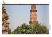 Qutub Minar Carry-all Pouch