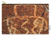 Shaman Petroglyph C Carry-all Pouch