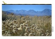 Rabbit Brush Owens Valley Carry-all Pouch